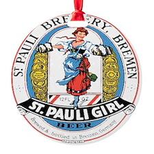 St Pauli Brewery Ornament