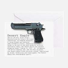 Desert Eagle Greeting Card