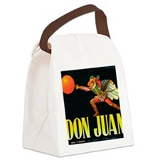 Don Juan Canvas Lunch Bag