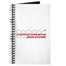 Spaniel Play Journal
