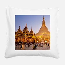108354528 Square Canvas Pillow