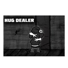 Hug Dealer Postcards (Package of 8)