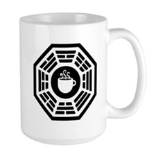 Dharma Coffee Small Mug - LOST Mugs