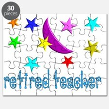 retired teacher pillow Puzzle