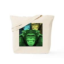 LoveMonkey Tote Bag
