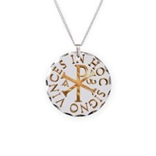 Chi-Rho Necklace
