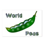 World Peas Postcards (Package of 8)