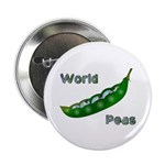 """World Peas 2.25"""" Button (10 pack)"""