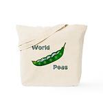 World Peas (2-Sided) Tote Bag