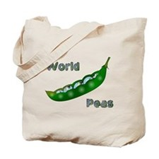 World Peas (2-Sided) Tote Bag