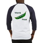 World Peas (DesignOnBack) Baseball Jersey
