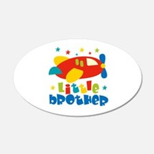 Little Brother - Plane Wall Decal