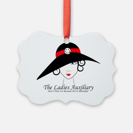 Ladies Aux Ornament