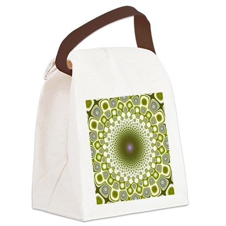 Funky Canvas Lunch Bag
