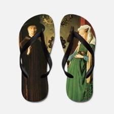 Jan van Eyck The Marriage Flip Flops