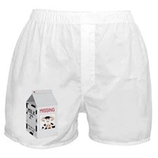 Milk Carton Boxer Shorts