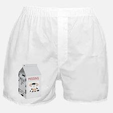 Milk Carton Boxer Shorts