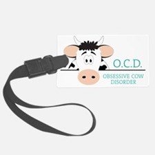 O C D Luggage Tag
