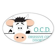 O C D Decal