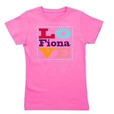 I Love Fiona Girl's Tee