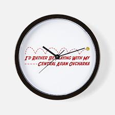 CAO Play Wall Clock