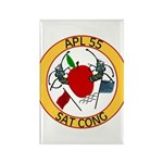 APL 55 Sat Cong Rectangle Magnet