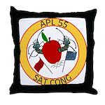 APL 55 Sat Cong Throw Pillow