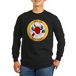 APL 55 Sat Cong Long Sleeve Dark T-Shirt