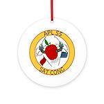 APL 55 Sat Cong Ornament (Round)