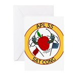 APL 55 Sat Cong Greeting Cards (Pk of 10)