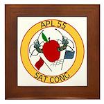 APL 55 Sat Cong Framed Tile