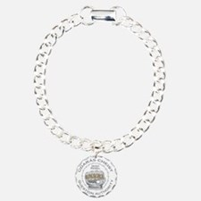 Irish Rebel Gear (TM) Qu Charm Bracelet, One Charm