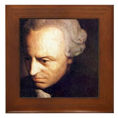 kant Framed Tile