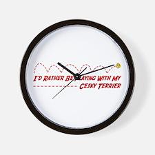 Cesky Play Wall Clock