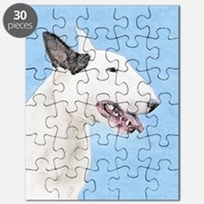 Bull Terrier Puzzle