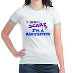 Babysitter Jr. Ringer T-Shirt