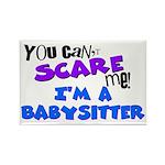 Babysitter Rectangle Magnet