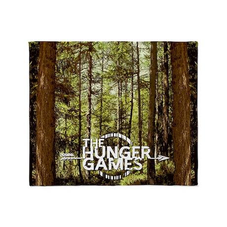 Womens FB Hungergames1 Throw Blanket