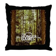 Womens FB Hungergames1 Throw Pillow