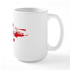 dexterBloodLies5A Mug