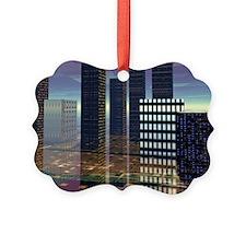 Silicon City Ornament