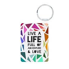 adventure&love Keychains