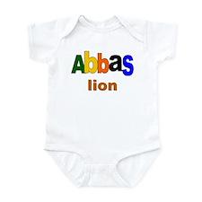 Abbas Infant Bodysuit
