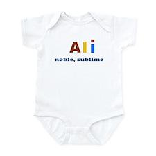 Ali Infant Bodysuit