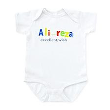 Ali-reza Infant Bodysuit