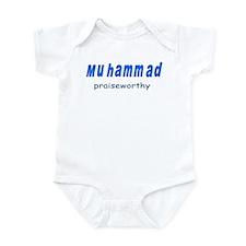 Muhammad Infant Bodysuit