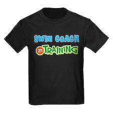 Swim Coach in Training T