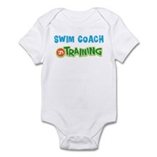 Swim Coach in Training Infant Bodysuit