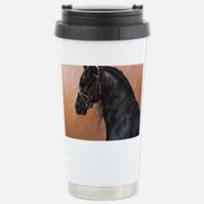 Friesian Horse Travel Mug