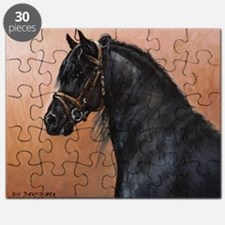 Friesian Horse Puzzle